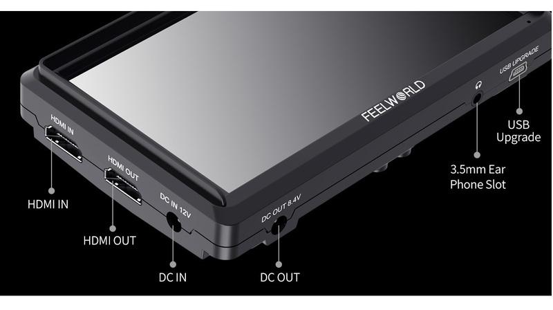 Feelworld s55 v2 monitor