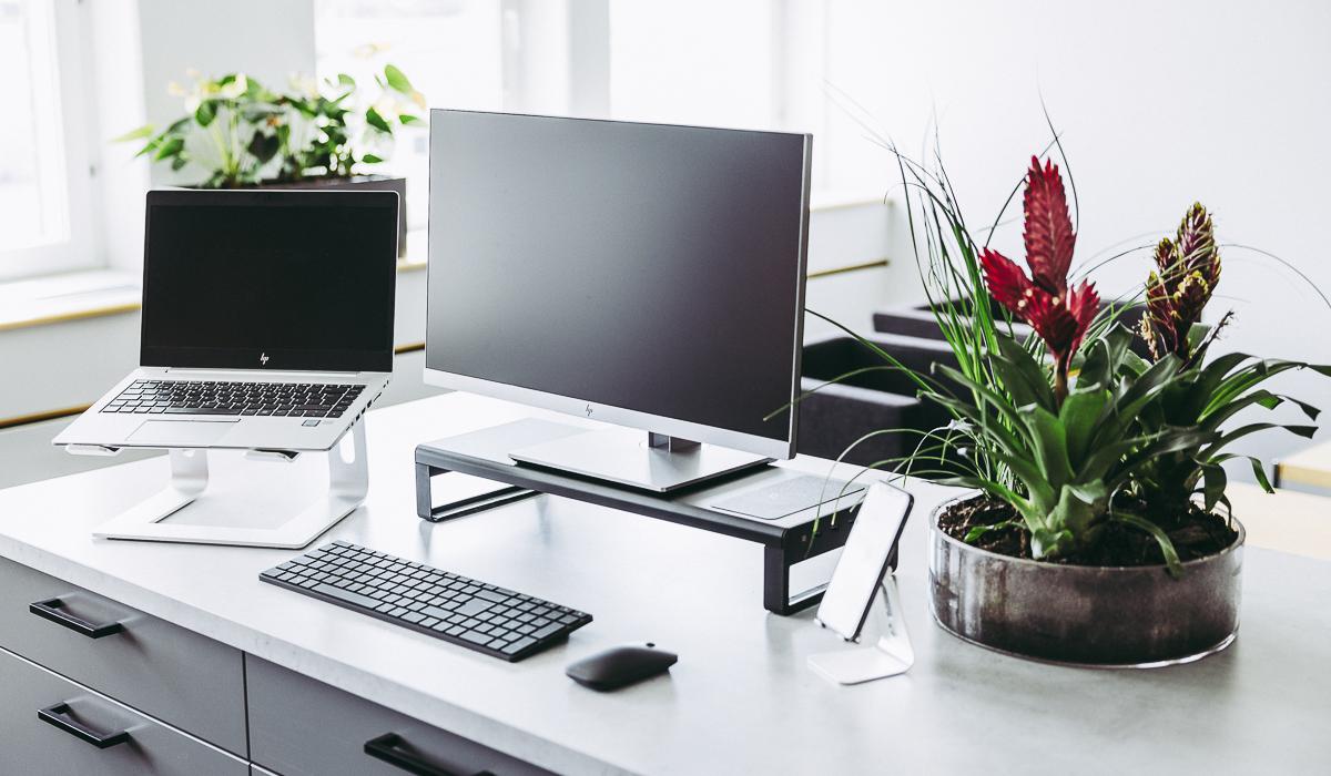SP TECH Laptopställ
