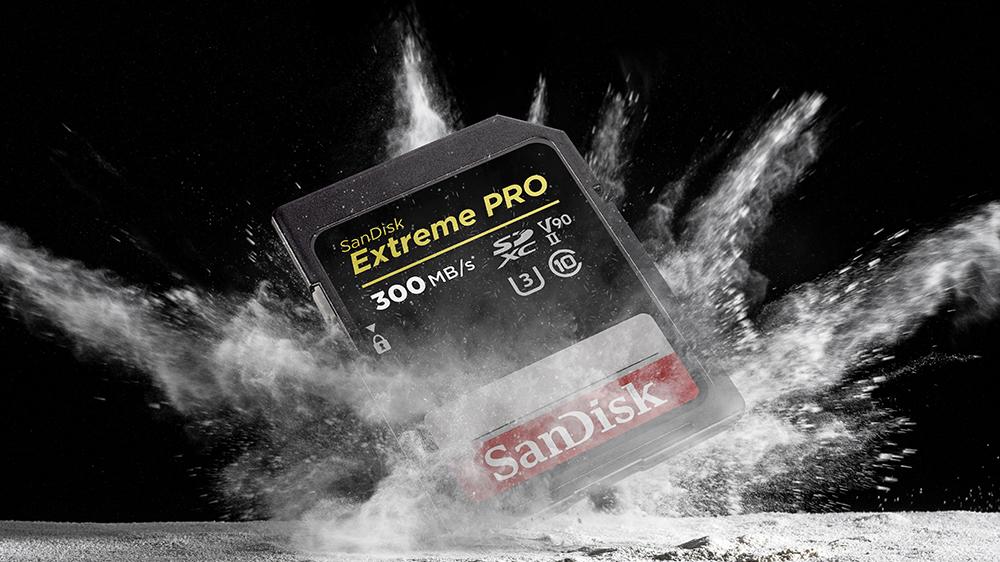 Sandisk Extreme Pro UHS II V90